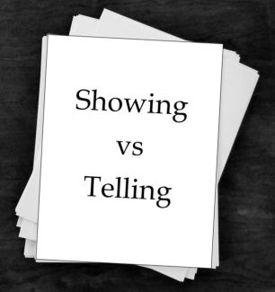 Showing vs Telling