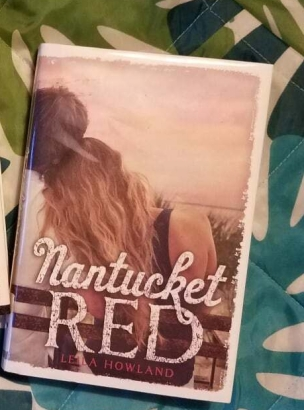 Nantucket Red and Blue