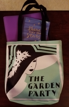 Kait's Bookshelf Literary Book Gifts Tote Bag