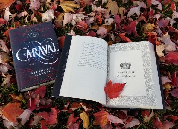 Kait's Bookshelf Caraval