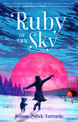Kait's Bookshelf Ruby in the Sky