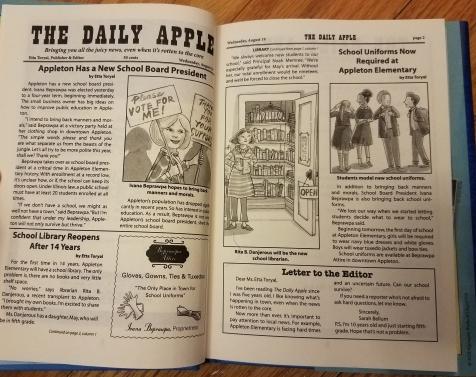 Kait's Bookshelf DCOTB The Daily Apple