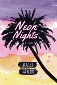 Kait's Bookshelf Neon Nights by Katey Taylor