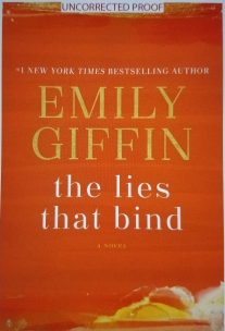 Kait's Bookshelf The Lies That Bind Emily Giffin