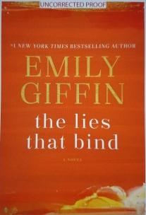 Kait's Bookshelf The Lies That Bind Emily Giffin