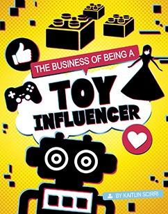Kait's Bookshelf Toy Influencer